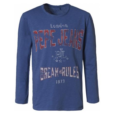 Pepe Jeans Koszulka 'Owen' ciemny niebieski / mieszane kolory