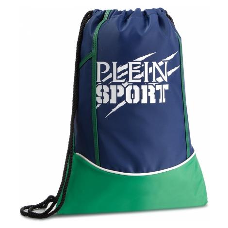 Plecak PLEIN SPORT - Backpack Original P19A MBA0708 STE003N Middle Blue 08