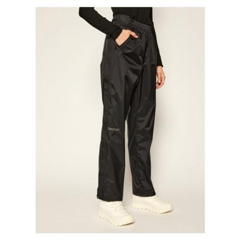 Marmot Spodnie outdoor 46720 Czarny Regular Fit
