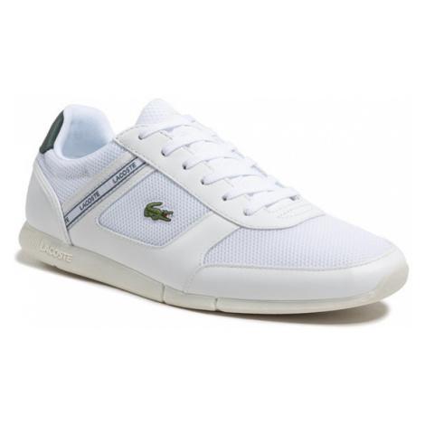 Lacoste Sneakersy Menerva Sport 0721 1 Cma 7-41CMA00051R5 Biały