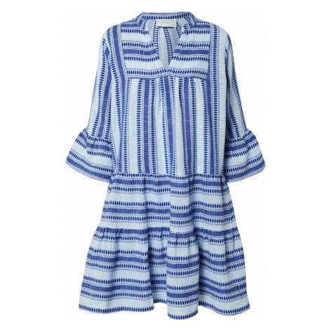 Neo Noir Sukienka 'Gunvor Stitch Dress' jasnoniebieski