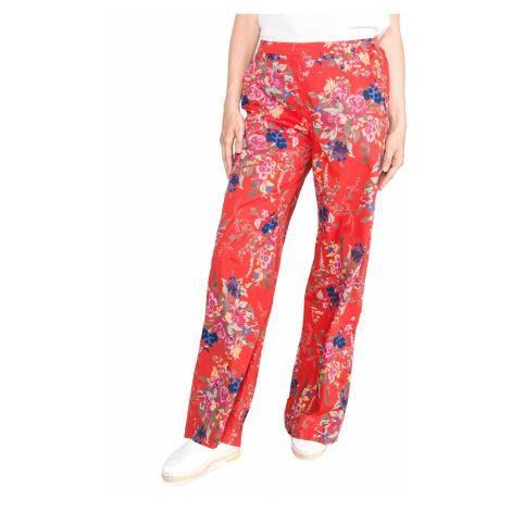 TWINSET Spodnie Czerwony