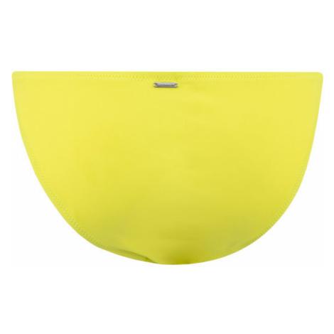 Superdry Dół od bikini W3010035A Żółty