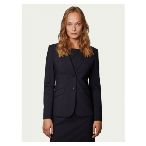 Boss Żakiet Julea 50291853 Granatowy Regular Fit Hugo Boss