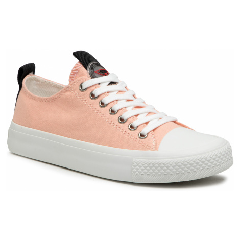 Trampki GUESS - Ederla Low Cut FL5ERL FAB12 BLUSH