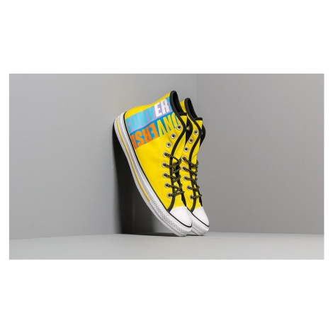 Converse Chuck Taylor All Star Fresh Yellow/ Black/ White