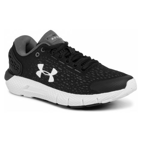 Buty UNDER ARMOUR - Ua W Charged Rogue 2 3022602-002 Blk