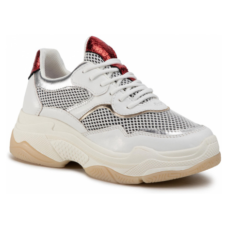 Sneakersy S.OLIVER - 5-23635-34 White Comb 110