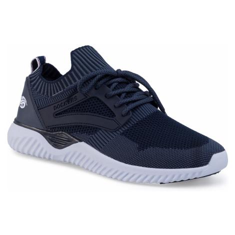 Sneakersy DOCKERS - 44SS002-700660 Navy