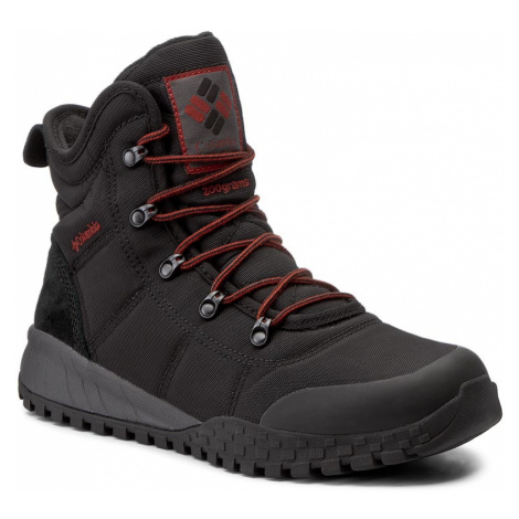 Trekkingi COLUMBIA - Fairbanks Omni-Heat BM2806 Black/Rusty 010