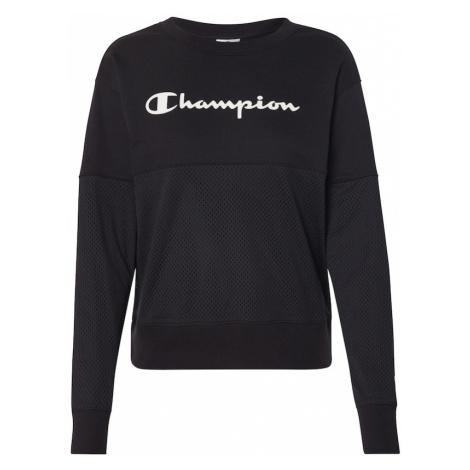 Champion Authentic Athletic Apparel Bluzka sportowa czarny