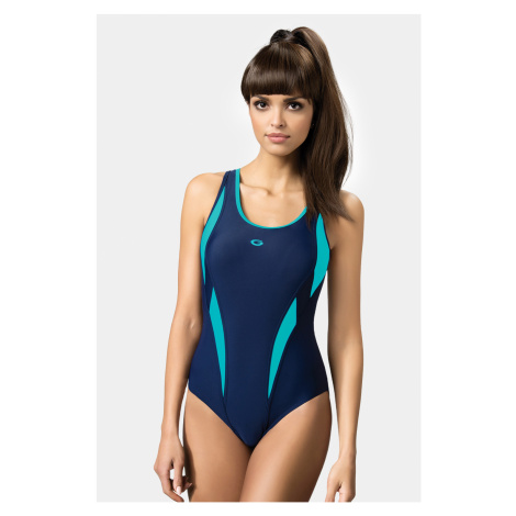 Jednoczęściowy damski kostium kąpielowy Aqua III Gwinner