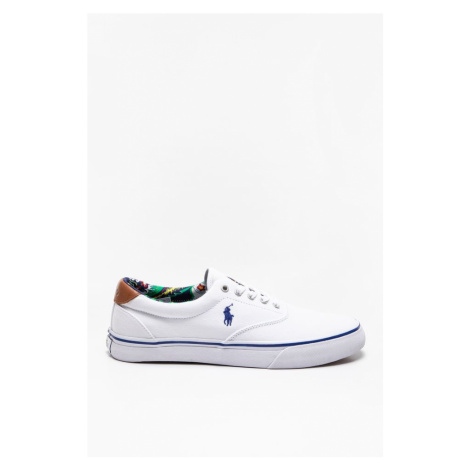 Trampki Polo Ralph Lauren Sneakery Recycled Canvas 816829749003 White