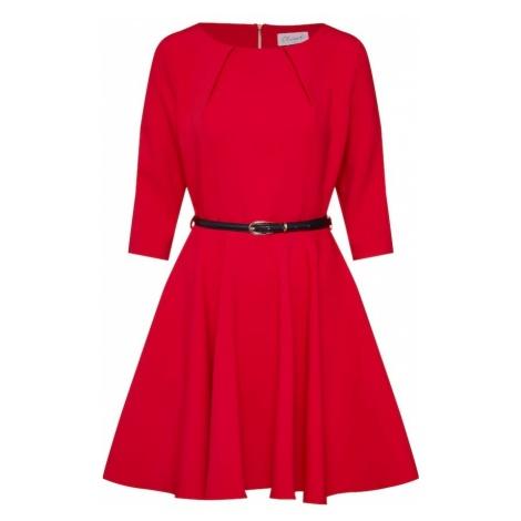 Closet London Sukienka koktajlowa czerwony