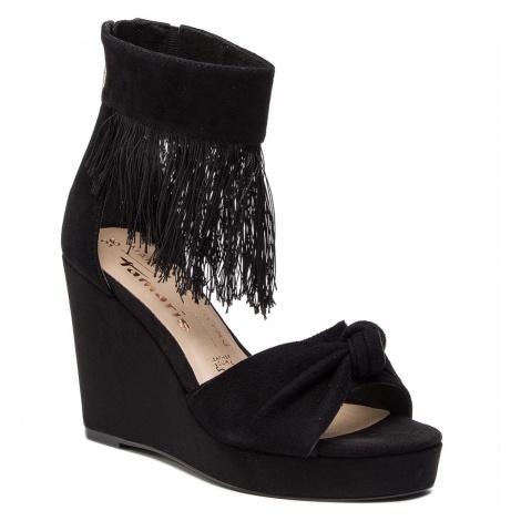 Sandały TAMARIS - 1-28311-22 Black 001