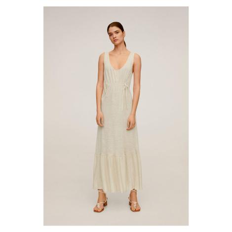Mango - Sukienka Linen