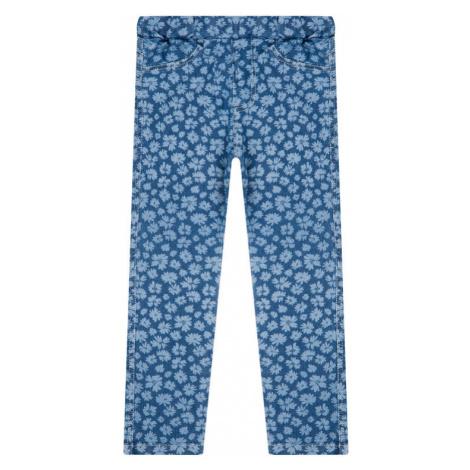 Mayoral Spodnie materiałowe 1519 Granatowy Super Skinny