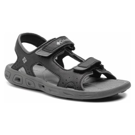 Sandały COLUMBIA - Childrens Techsun Vent BC4566 Black/Columbia Grey 010