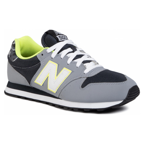 Sneakersy NEW BALANCE - GM500TSG Grey
