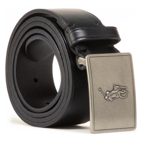Polo Ralph Lauren Pasek Męski 36mm Pp Plaque Belt 405691693001 Czarny