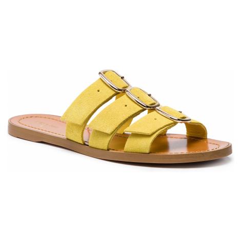 Klapki PATRIZIA PEPE - 2V8741/A5B3-Y345 Venus Yellow