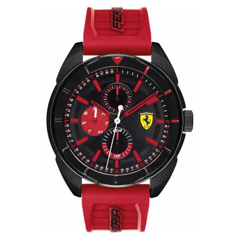 Zegarek SCUDERIA FERRARI - Forza 0830576 Red/Black