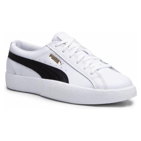 Czarne damskie obuwie sneakers