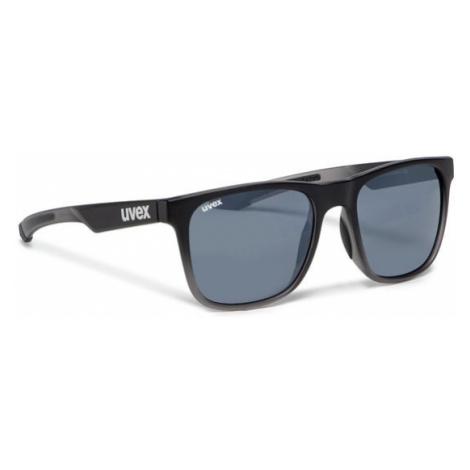 Uvex Okulary przeciwsłoneczne Lgl 42 S5320322916 Czarny