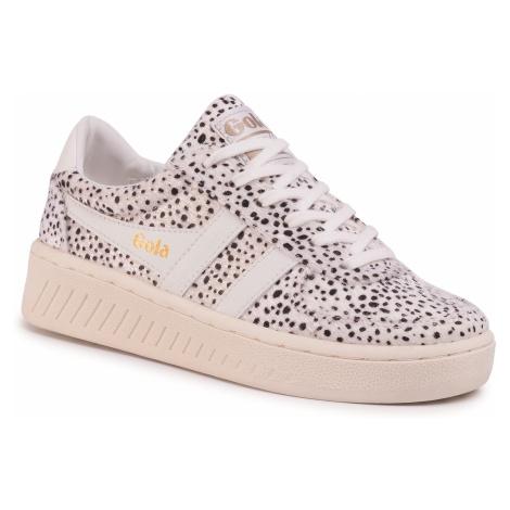 Sneakersy GOLA - Grandslam Cheetah CLA414 Off White