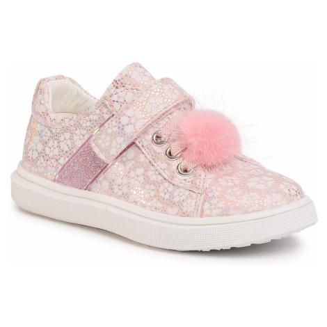 Sneakersy NELLI BLU - BN-5300-02 Pink