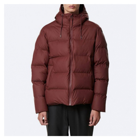 Kurtka Rains Puffer Jacket 1506 MAROON