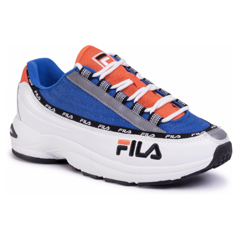 Sneakersy FILA - Dstr97 Cb 1010713.92M White/Olympian Blue