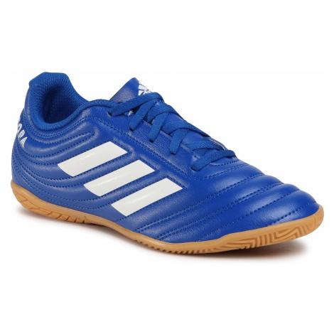 Buty adidas - Copa 20.4 In J EH0926 Royblu/Ftwwht/Royblu