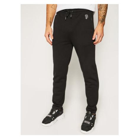 KARL LAGERFELD Spodnie dresowe Sweat 705081 502910 Czarny Regular Fit