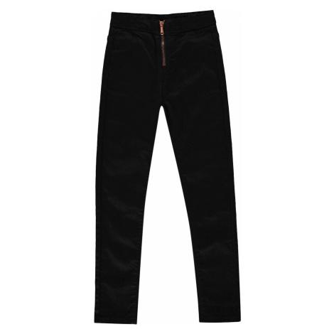 Firetrap High Waisted Zip Jeans Junior Girls