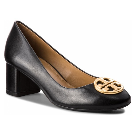 Półbuty TORY BURCH - Chelsea 50mm Pump 45900 Perfect Black 006