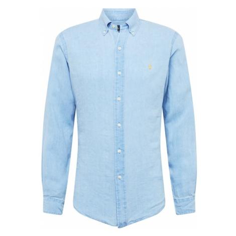 POLO RALPH LAUREN Koszula 'SL BD PPC SP-LONG SLEEVE-SPORT SHIRT' niebieski