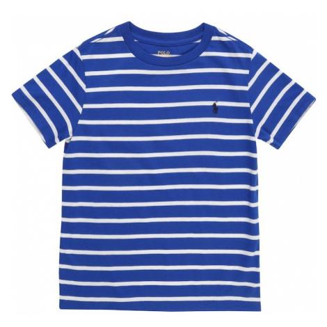 POLO RALPH LAUREN Koszulka 'YD JERSEY' niebieski
