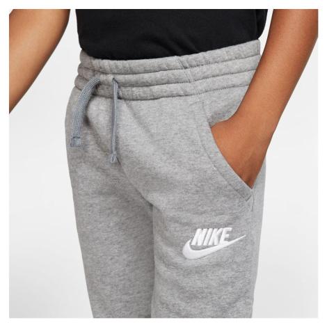 Nike Sportswear Club Polary Duże spodnie dziecięce