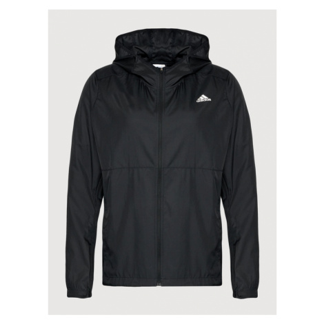 Adidas Kurtka do biegania Own The Run FM6928 Czarny Regular Fit