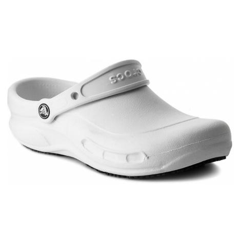 Klapki CROCS - Bistro 10075 White