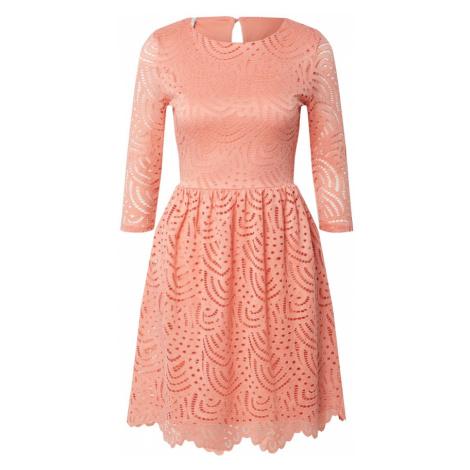 ONLY Sukienka 'ONLEDITH' koralowy