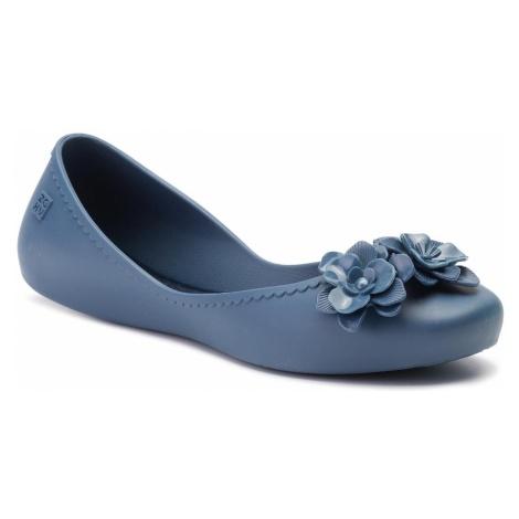 Baleriny ZAXY - Star Flowers Fem 82758 Blue 16379 EE285003 02064