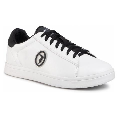 Sneakersy TRUSSARDI JEANS - 77A00274 W750