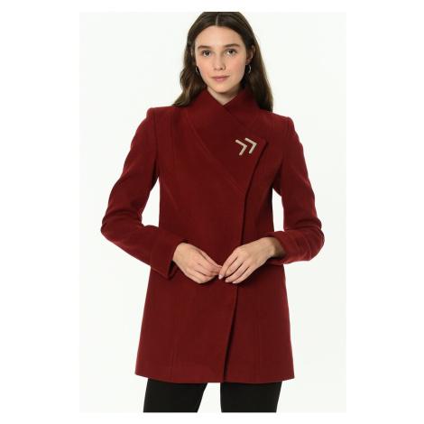 Płaszcz damski dewberry Z6634