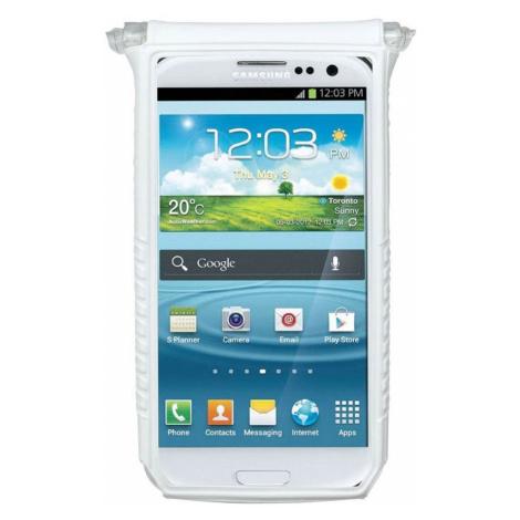 """TOPEAK Pokrowiec rowerowy na smartphone DRYBAG 5 (ekrany 4-5"""")-Czarny"""