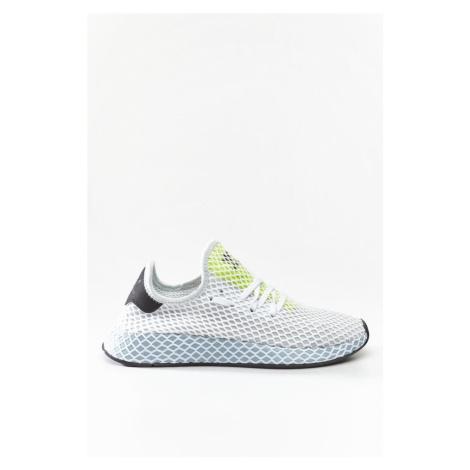 Buty adidas Deerupt Runner W Blue Tint/ash Grey/hi-Res Yellow