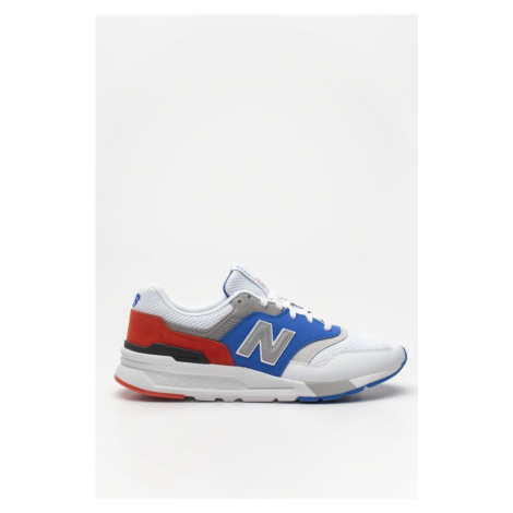 Buty New Balance Cm997Hzj White With Blue 997