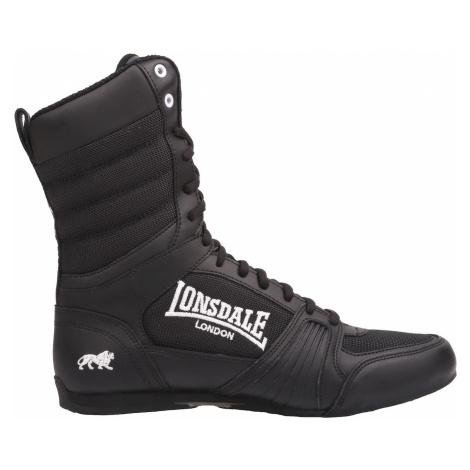 Obuwie bokserskie męskie Lonsdale Boxing boots