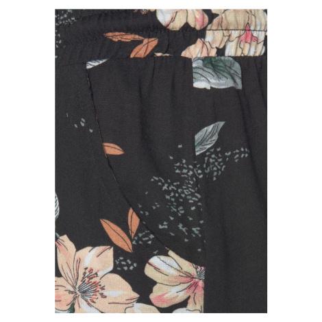 LASCANA Spodnie mieszane kolory / czarny